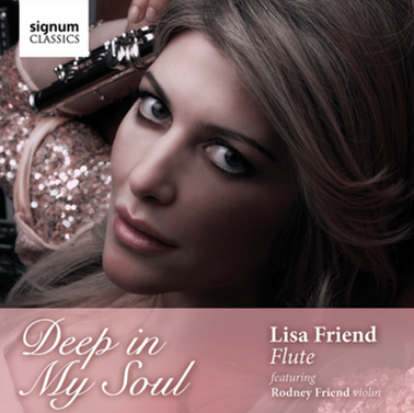 Lisa Friend-Deep in my Soul-Rodney Friend featured on disc