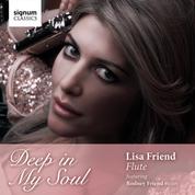 Lisa Friend-Deep in my Soul-Rodney Friend featured on disc
