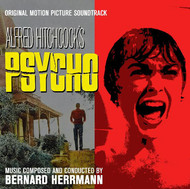Psycho Original Soundtrack-Rodney Friend