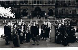 Rodney Friend and the RCM String Ensemble