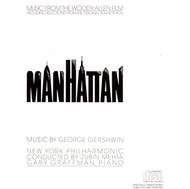 Woody Allen Manhattan Soundtrack-New Yor