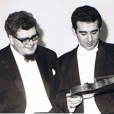 John Ogdon and Rodney Friend