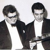 John Ogdon and Rodney Friend