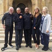 Paul Cassidy-Rodney Friend-Rohan de Silva-Lisa Friend-Jacky Thomas