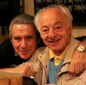 Rodney Friend and György Pauk