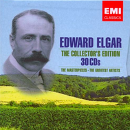 Edward Elgar The Collector's Edition-Rodney Friend Leader Feautred on discs