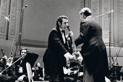 Rodney Friend and Horovitz