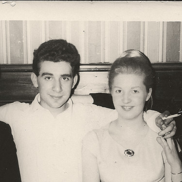 Rodney and Cynthia Friend Aged 17.jpg