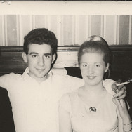 Rodney and Cynthia Friend Aged 17.jpg