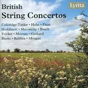 British String Concertos Album-Rodney Fr