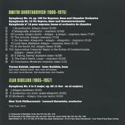 New York Philharmonic-Bernstein-Shostakovich-Rodney Friend Concertmaster