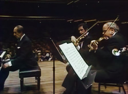 New York Philharmonic and Horovitz - Rodney Friend Concertmaster