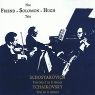 Rodney Friend-Solomon Trio-Shostakovich