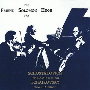 Rodney Friend-Solomon Trio-Shostakovich