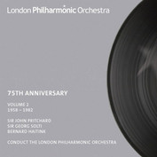 LPO 75th Anniversary CD-Rodney Friend