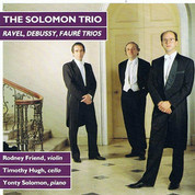 Rodney Friend and the Solomon Trio Ravel