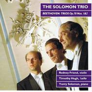 Rodney Friend and the Solomon Trio beeth