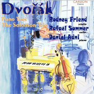 Rodney Friend and the solomon trio dvora