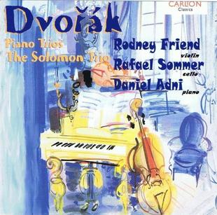 Rodney Friend and the solomon trio dvora