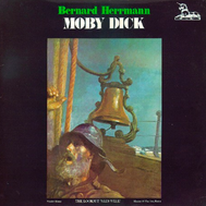 Bernard Hermann-Moby Dick Soundtrack-LPO