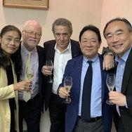 Rodney Friend, Joel Smirnoff-Cho-Liang L