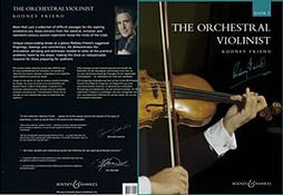 The Orchestral Violinist-Rodney Friend B