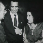 Rodney Friend and Ida Haendel-Jury Membe