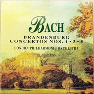Bach Brandenburg Concertos-LPO-Rodney Fr