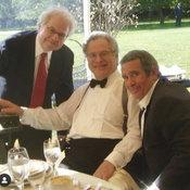 Emanuel Ax-Itzhak Perlman and Rodney Friend