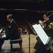 Horovitz-New York Phil-Rodney Friend Concert