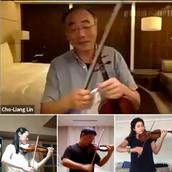 FIVA Masterclass with Cho-Liang Lin 2020