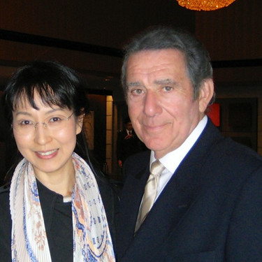 Siyeon Ryu and Rodney Friend