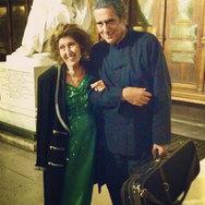 Ida Haendel and Rodney Friend-Cambridge