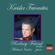 kreisler Favourites Album-Rodney Friend.