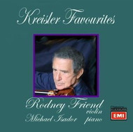kreisler Favourites Album-Rodney Friend.