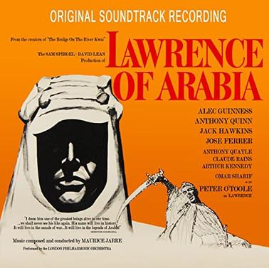 Lawrence of Arabia Original Soundtrack-L