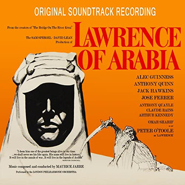 Lawrence of Arabia Original Soundtrack-L