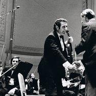 Rodney Friend and Horovitz Concert