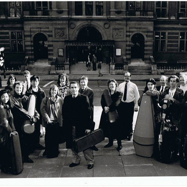 Rodney Friend and the RCM String Ensemble