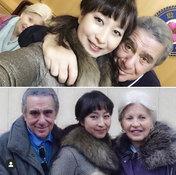 Rodney Friend-Siyeon Ryu and Cynthia Friend