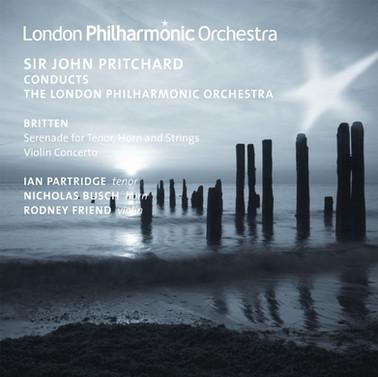 London Philharmonic Orchestra-Britten Vi
