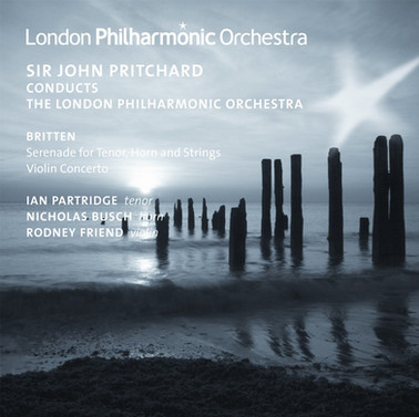 London Philharmonic Orchestra-Britten Vi