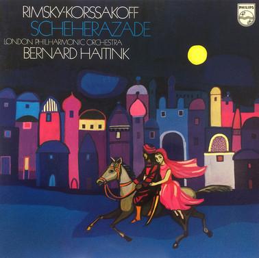 Rodney Friend-LPO-Haitink-Rimsky Korsako