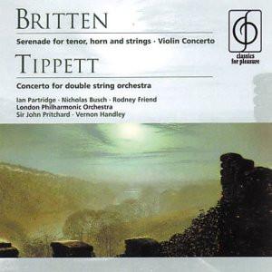 Britten Violin Concertto-Rodney Friend-L