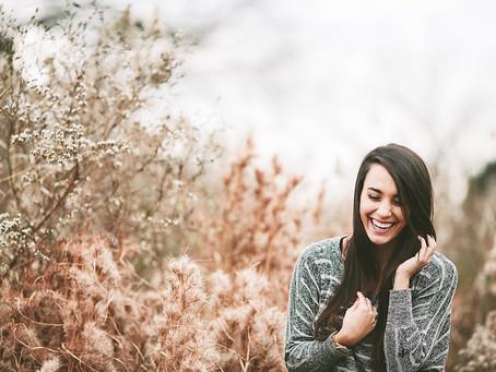 Embracing Vulnerability — Hannah Ellenwood