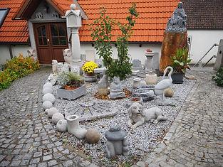 Steine für den Außenbereich