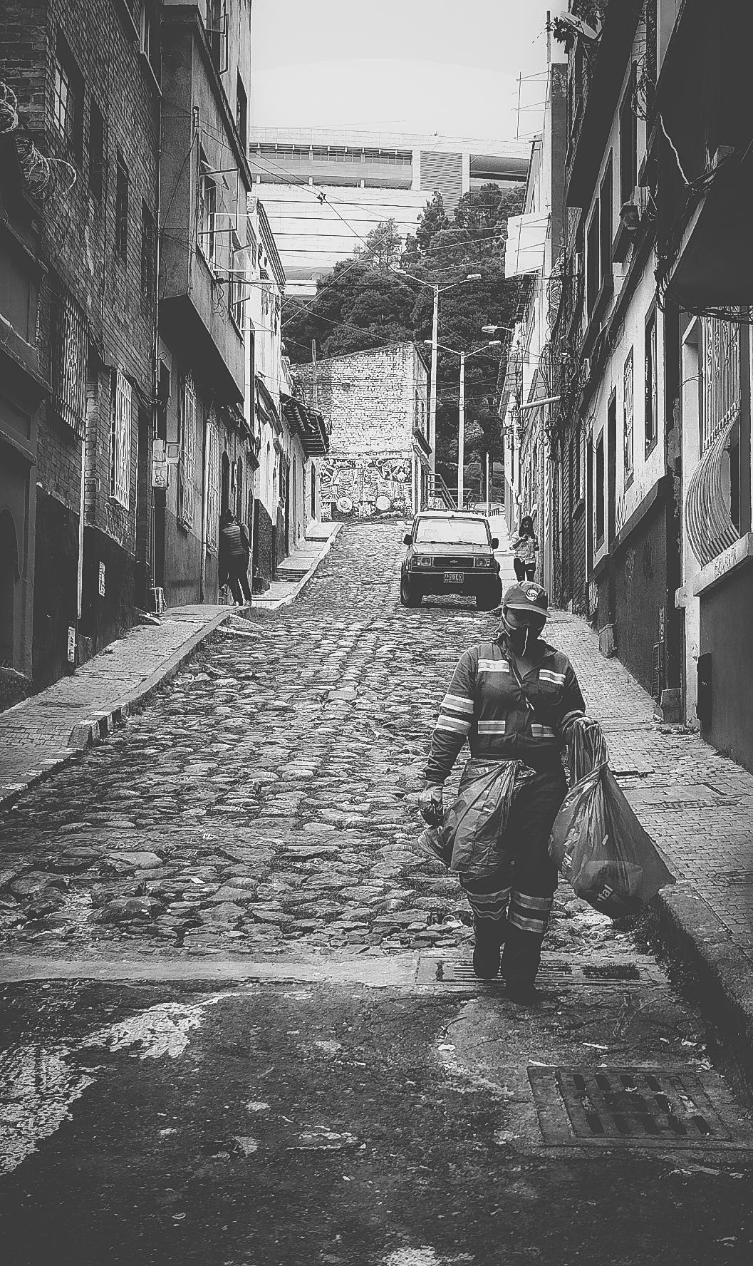Streets of Bototá