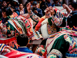 Peru Crowed
