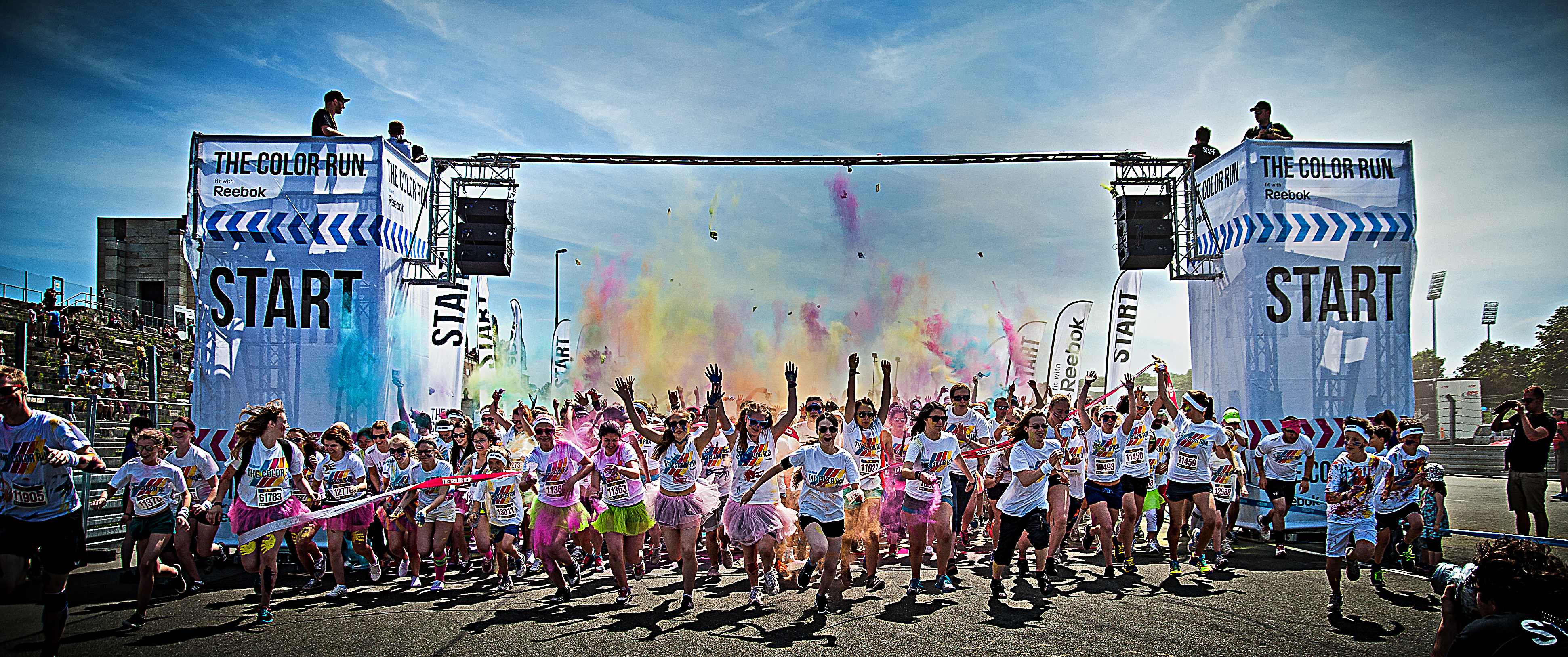 Reebok | Colour Run4006