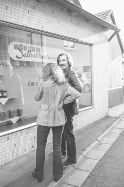 David Kross + Alicia von Rittberg